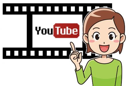 youtubeを説明する人